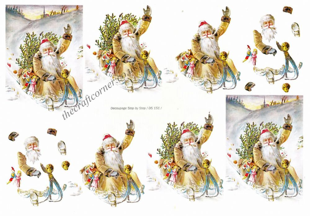 Edwardian Christmas Cards
